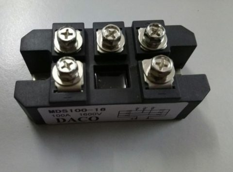 cầu diot mds 100a 1600v  gia re nhat